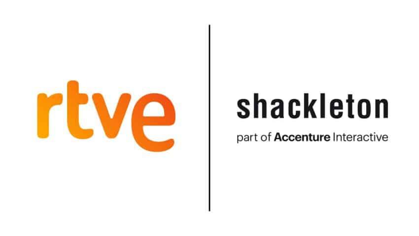 Shackleton, agencia elegida para crear y desarrollar la comunicación integral de un nuevo producto de RTVE