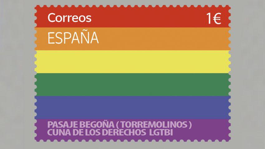sello Orgullo Correos