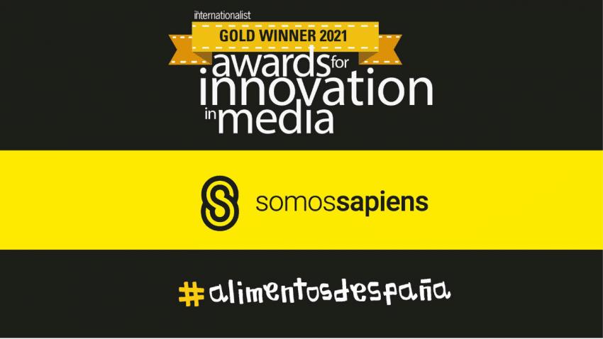 SomosSapiens triunfadora de los Internationalist Awards de Nueva York