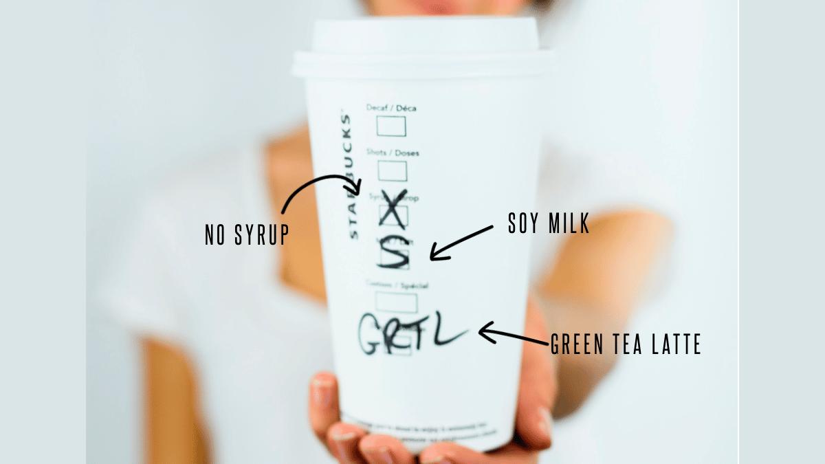 Personalizar Starbucks