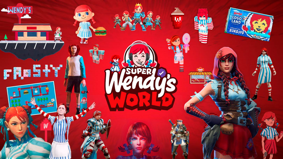 Social & Influencer Super Wendy's World Cannes Lions 2021
