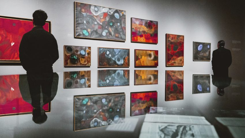 El museo de la Tienda de Arte de Samsung The Frame acoge 23 nuevas obras del Museo Thyssen-Bornemisza