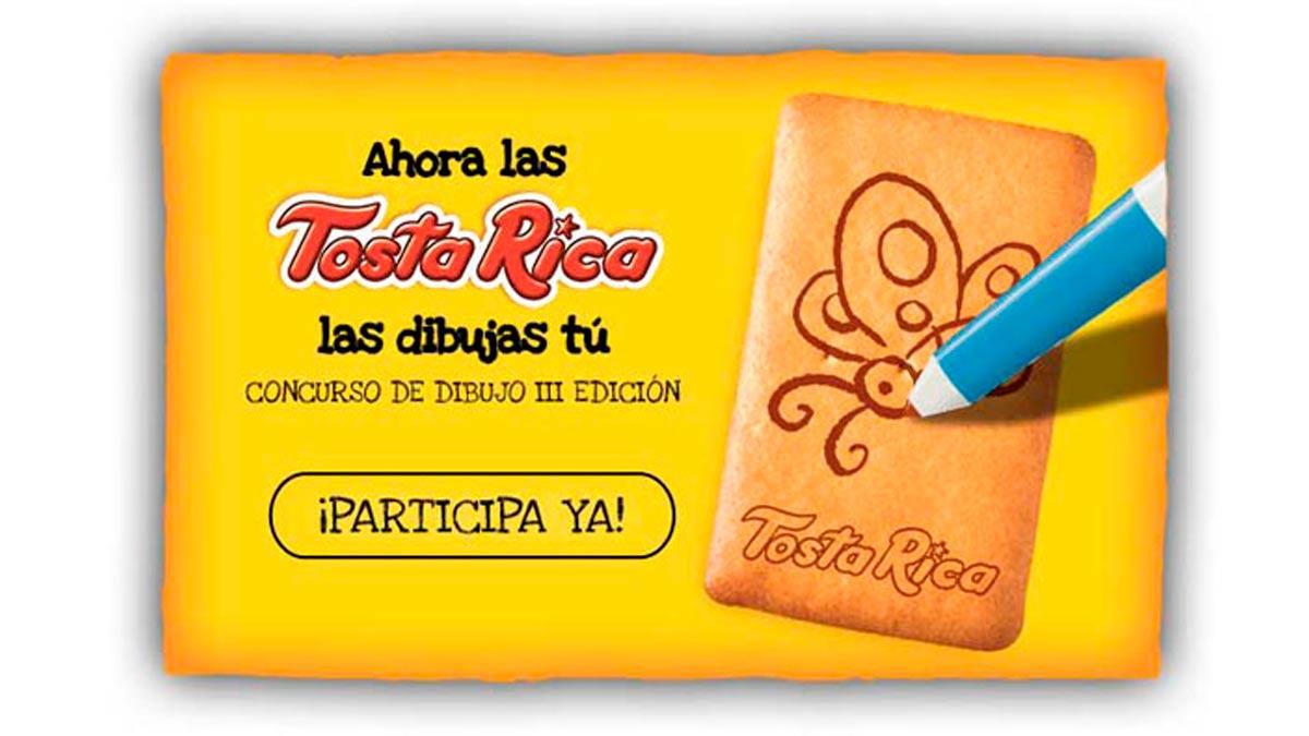 Tosta Rica personalizada