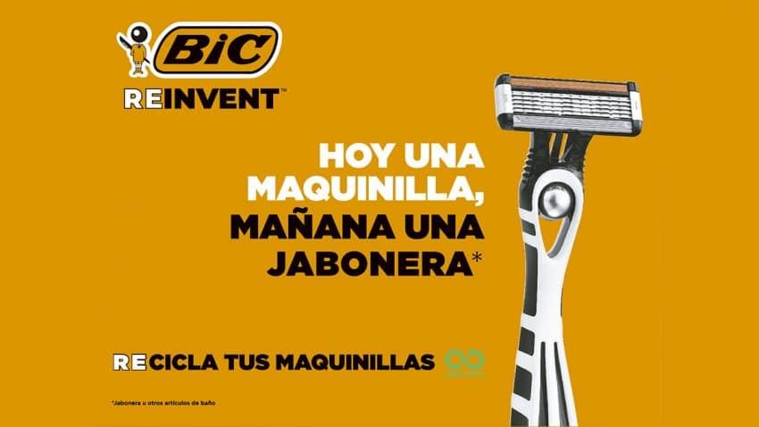 BIC y TerraCycle® celebran el 10º aniversario de su asociación con el lanzamiento del primer programa de reciclaje de maquinillas de afeitar en España