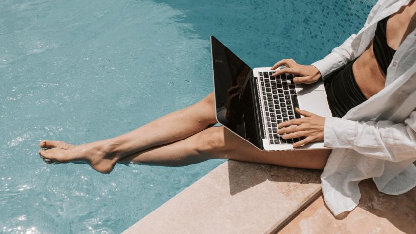 Alta demanda de Wifi portátil en verano para trabajo y ocio