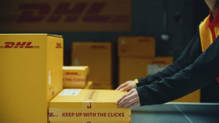 DHL destaca su experiencia en e-commerce con una campaña de marca global