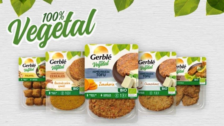 VMLY&R Barcelona realiza una campaña digital para Gerblé sobre platos vegetales