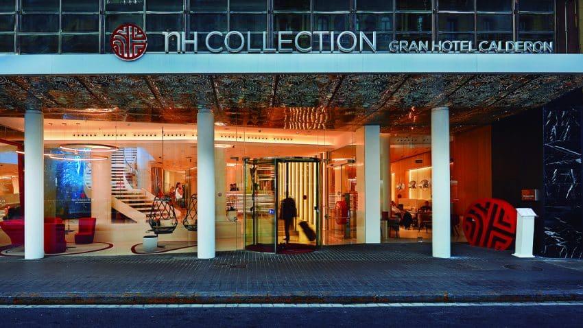 NH Hotel Group cierra por 125,5 millones de euros la venta a LaSalle del hotel NH Collection Barcelona Gran Hotel Calderón, con un contrato asociado de alquiler de hasta 60 años