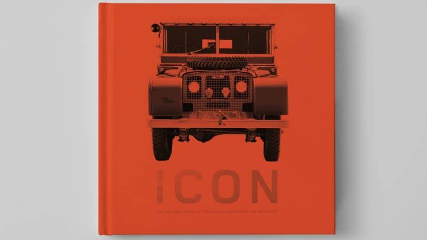 Icon: no es un libro para los amantes de Land Rover, es un libro sobre los amantes del Land Rover