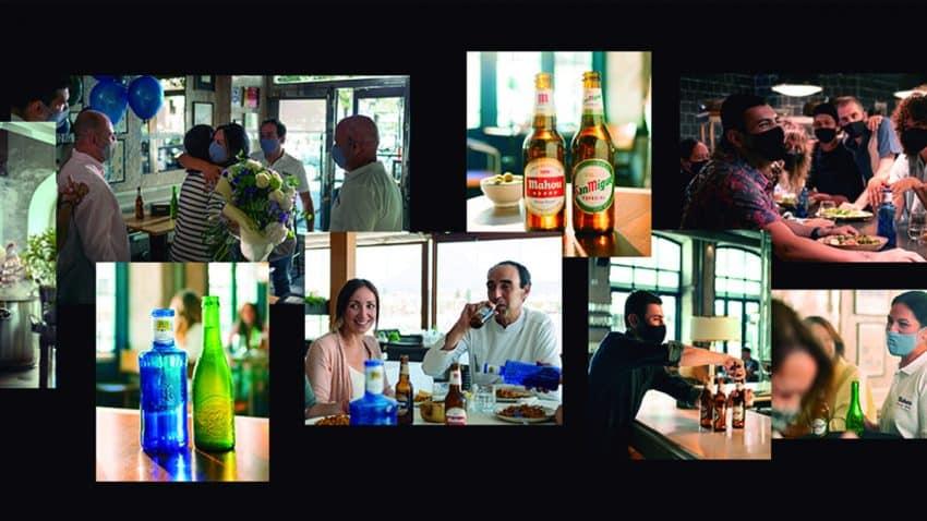 Mahou, San Miguel, Alhambra y Solán de Cabras homenajean a la Hostelería con una nueva entrega de