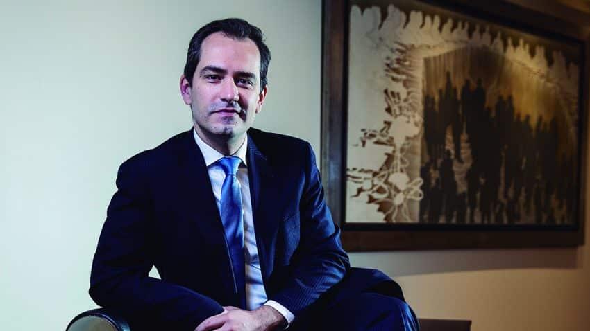 Javier Muñoz, secretario general de PRISA Media