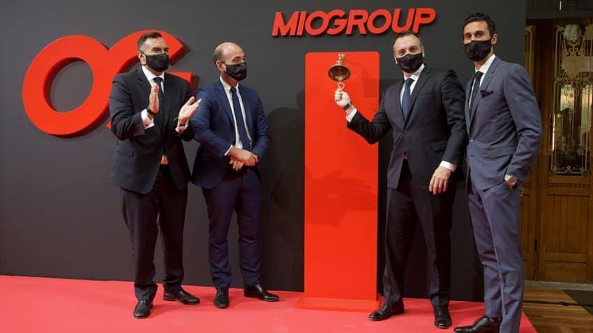MioGroup debuta en BME Growth con una subida del 50%