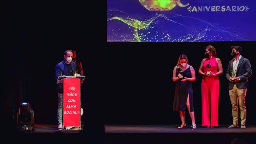 Publifestival premia a Zenithbr y La Mujer del Presidente en dos categorías por la campaña de concienciación sexual masculina con Clínicas The Test