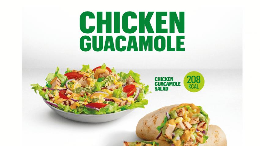 Subway pone el mejor sabor al verano con sus nuevos lanzamientos