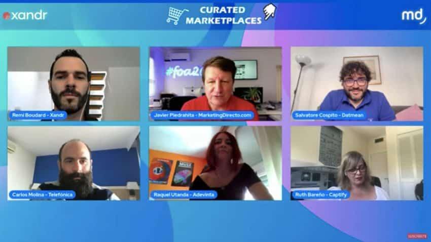 Los curated marketplaces o cómo optimizar la combinación de los medios con audiencias