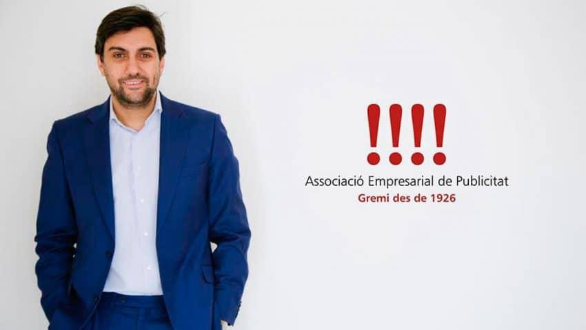 Álvaro Montoliu es el nuevo Presidente de l'Associació Empresarial de Publicitat