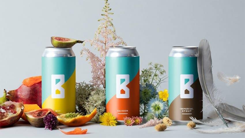 El summum de la sostenibilidad: esta cerveza está hecha a base de residuos, hierbajos y caca de ganso
