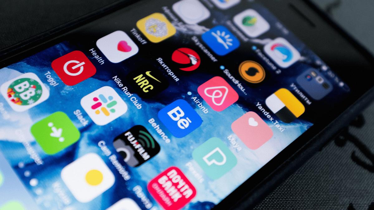 aplicaciones móvil Instagram