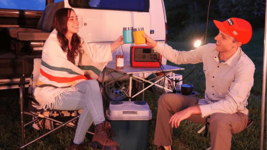 Comienza la oferta limitada de acampada de Bluetti