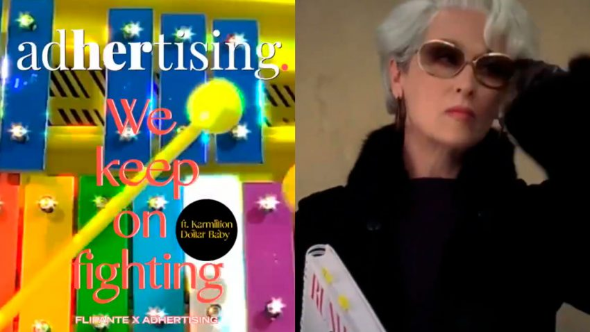 Adhertising crea la canción del verano de las publicitarias que rompe estereotipos