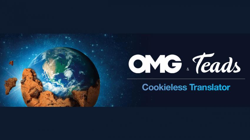 Omnicom Media Group y Teads, primeros en usar cookieless translator