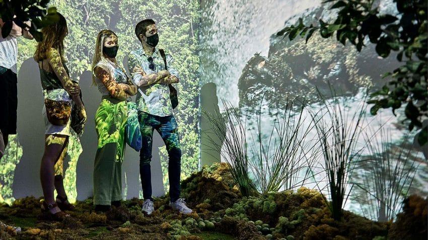 Corona presenta una experiencia inmersiva para reconectar con la naturaleza