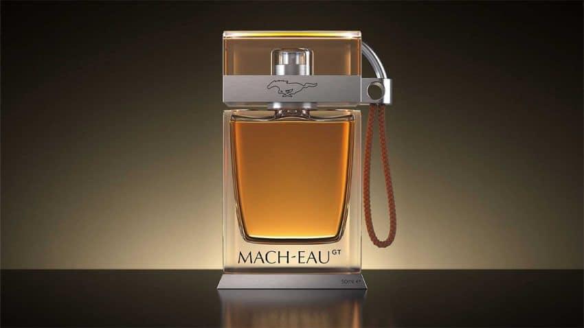 Ford crea un perfume con olor a gasolina para que tu pituitaria no eche de menos este aroma (casi extinto)