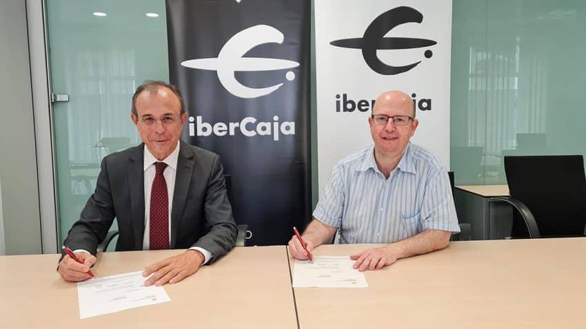Ibercaja renueva su compromiso con el Festival de Cine de Comedia de Tarazona y el Moncayo