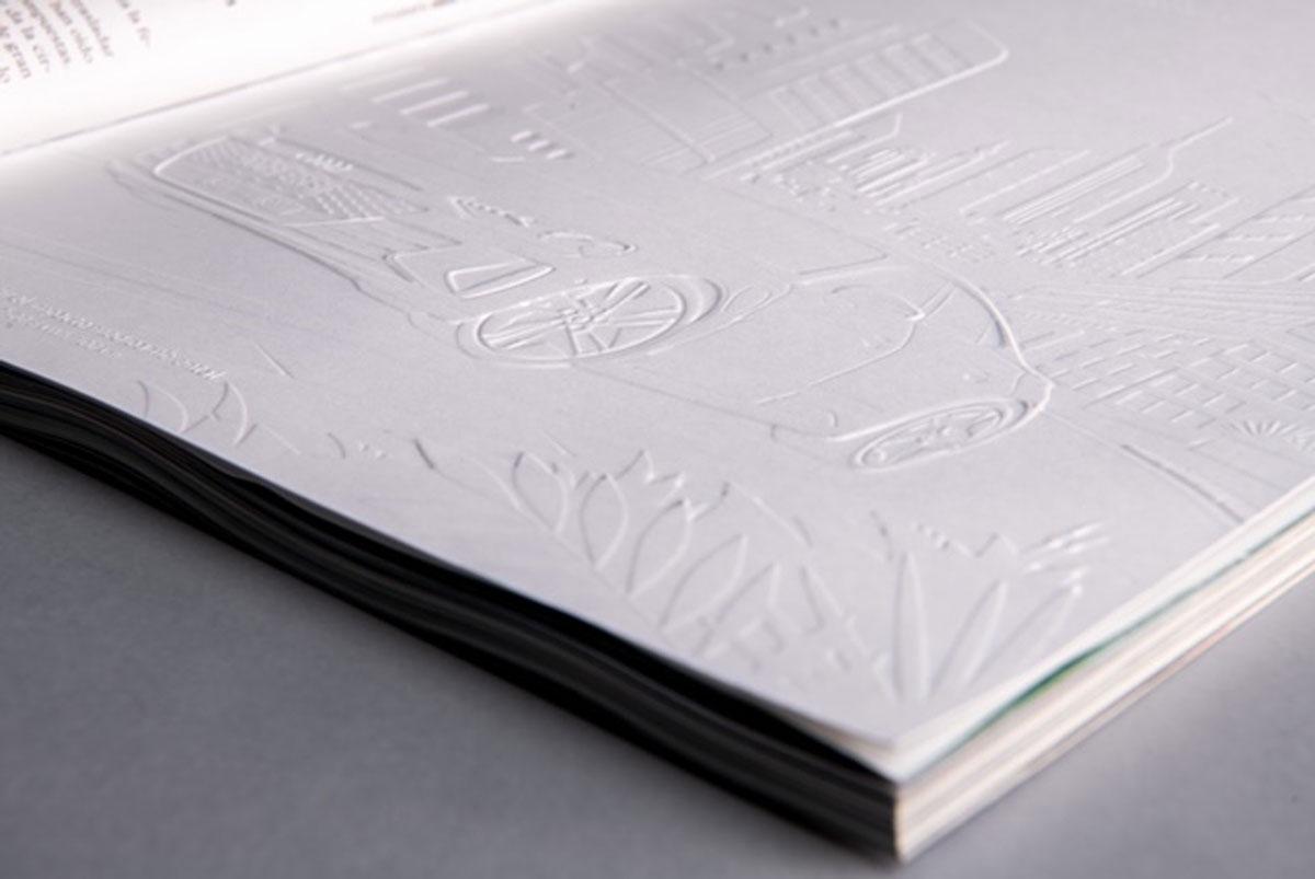 The InkLess Print Audi DDB