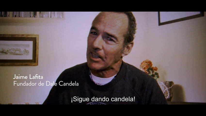 #queseaunpeliculón, la campaña que comparte la filosofía de vida de Jaime Lafita, diagnosticado de ELA