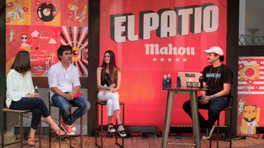 """Mahou presenta """"El Patio Talks"""", un ciclo de conversaciones que reflexiona sobre por qué los encuentros entre personas son claves para vivir mejor"""