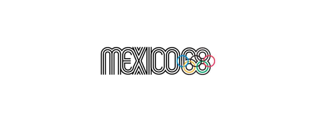 Logo México 1968