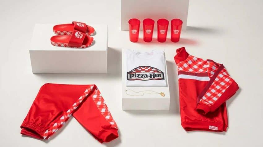 Pizza Hut se adentra en la industria de la moda con esta
