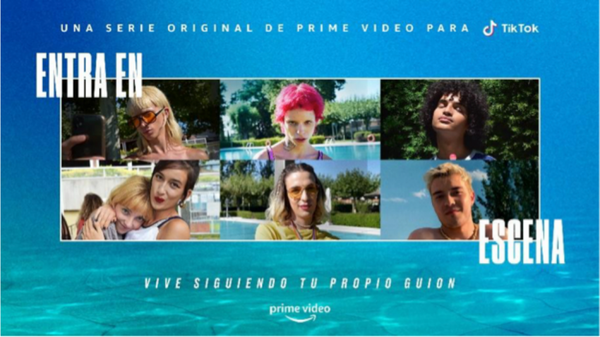 Las historias LGTBI+ más emotivas llegan a TikTok a través de una serie de Amazon Prime Video