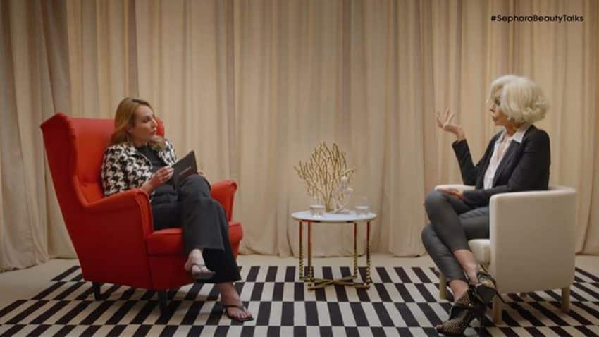 Sephora lanza BeautyTalks, su propio podcast dirigido a la Silver Gen