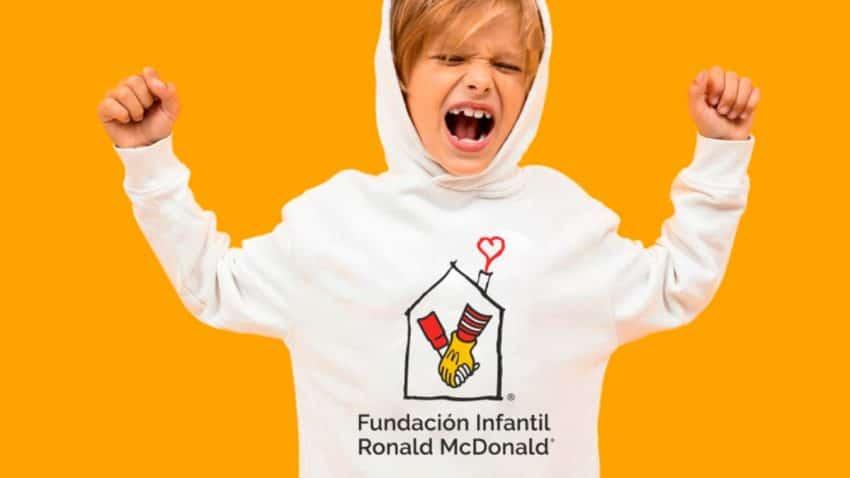 La Fundación Ronald McDonald presenta su e-commerce para financiar sus casas de acogida