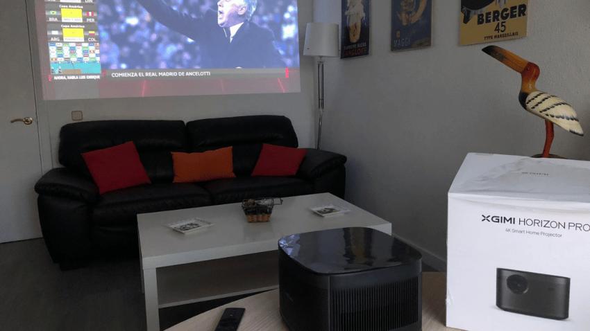 El entretenimiento se apodera de nuestros hogares: Así es la nueva gama de proyectores XGIMI HORIZON