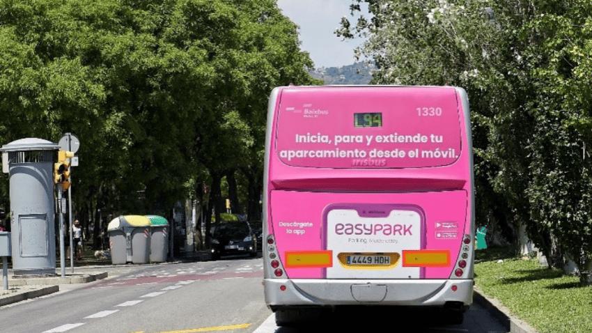 EasyPark lleva a la playa su campaña de publicidad de la mano de Equmedia