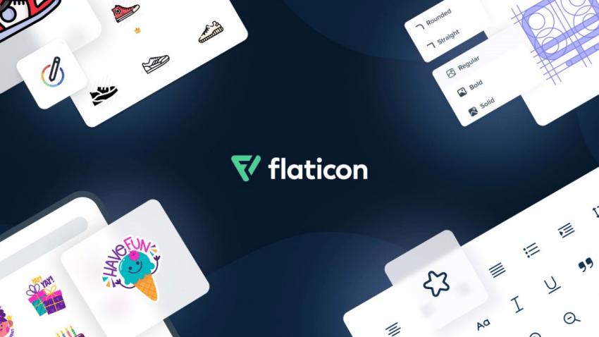 Flaticon amplía su catálogo ofreciendo más de 5 millones de iconos y stickers