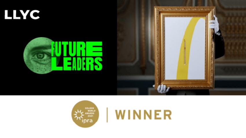 LLYC logra tres IPRA Golden World Awards