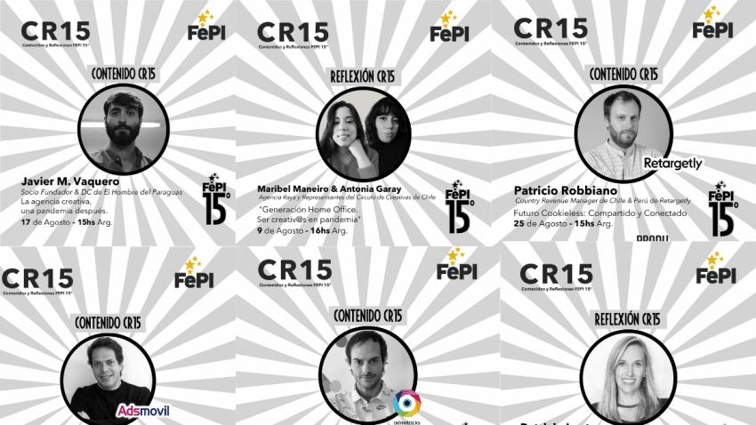 El FePI 2021 anticipa la continuidad del Ciclo CR15 con