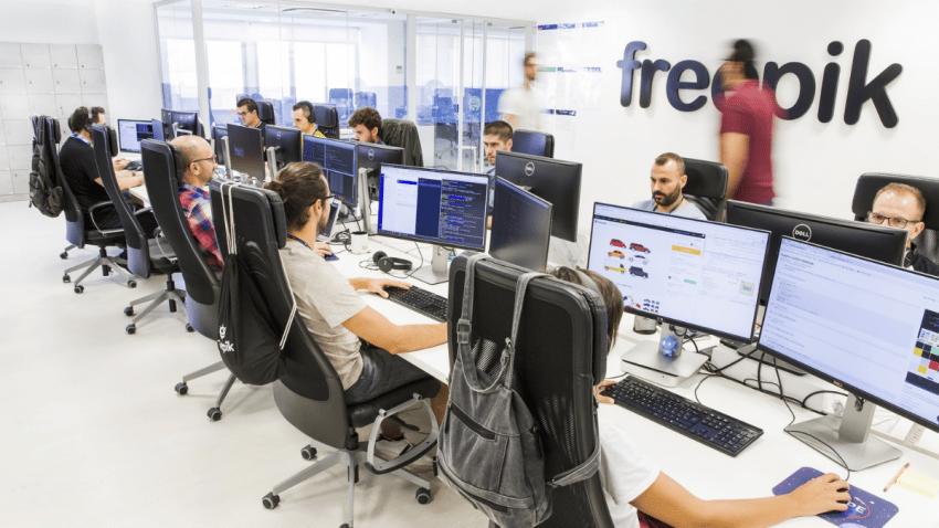 Freepik Company, la startup malagueña