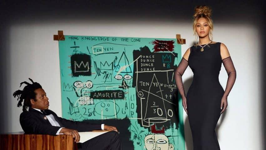 La esperada campaña de Tiffany & Co llega de la mano de Beyoncé, Jay-Z y Basquiat