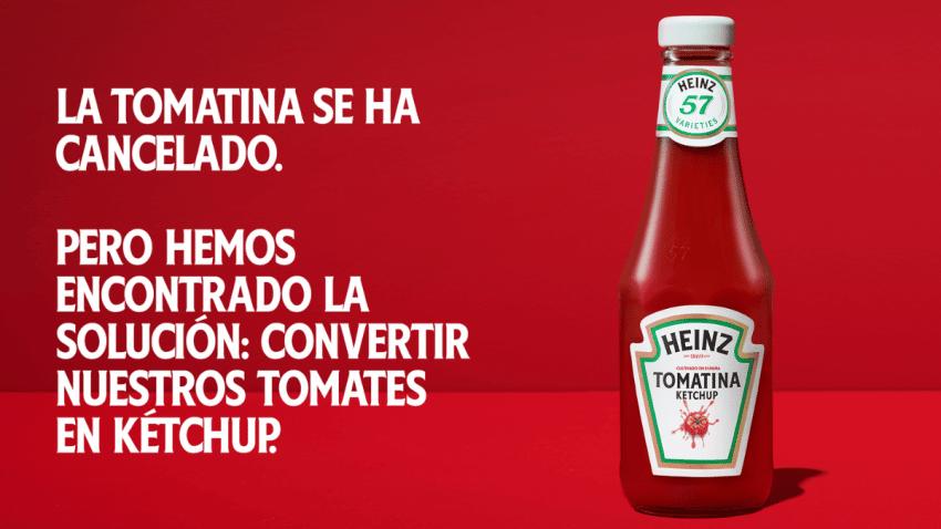 Heinz lanzará una edición especial