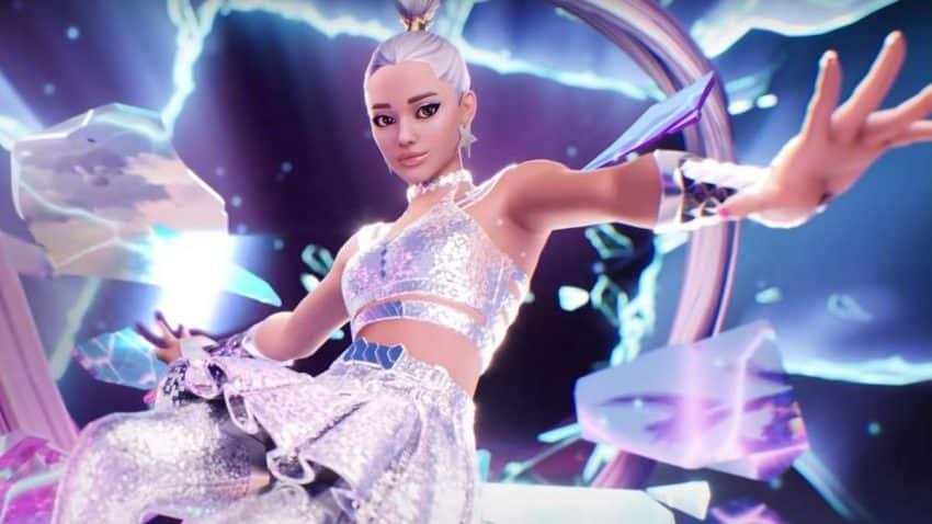 Ariana Grande actuará en Fortnite, un videojuego convertido en alimento para las marcas