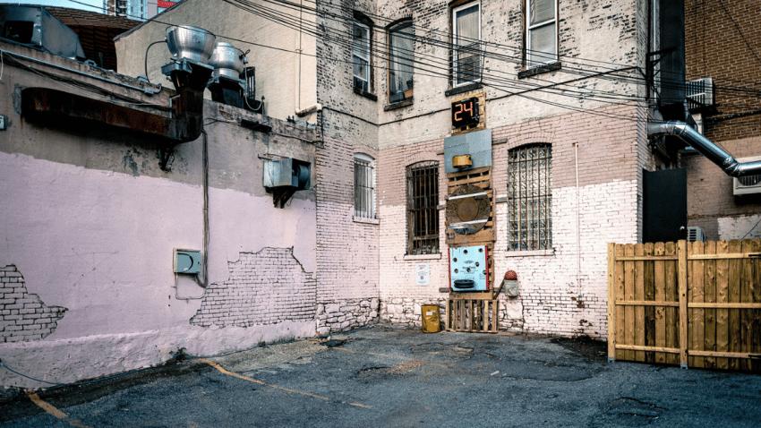 Reebok convierte los callejones de la ciudad en canchas de baloncesto gracias a la realidad aumentada
