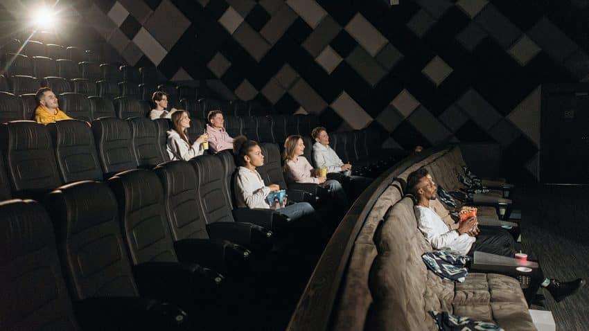 La venta de entradas de cine en julio apuntala la recuperación del sector