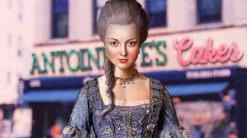¿Y si María Antonieta y otras reinas hubieran sido instagramers? Esta campaña tiene la regia respuesta