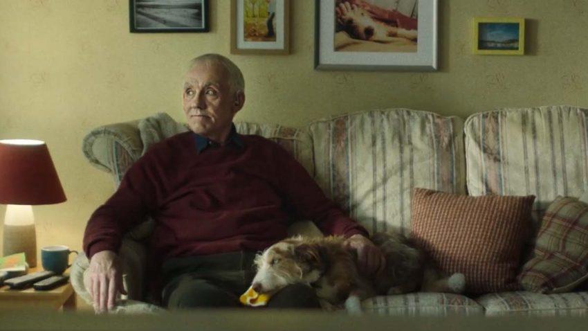 El emotivo anuncio protagonizado por un anciano y su perro que emociona a cualquiera
