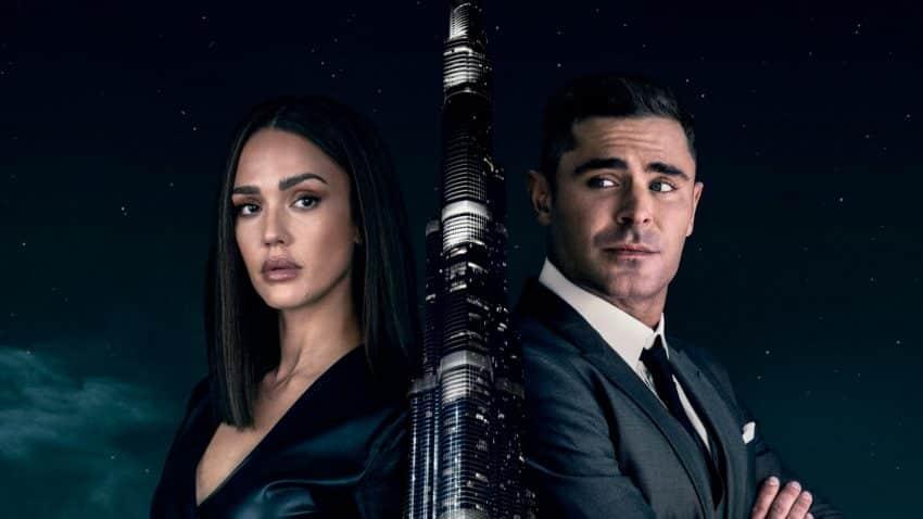 Zac Efron y Jessica Alba impulsan el turismo en Dubái en esta serie de cortometrajes